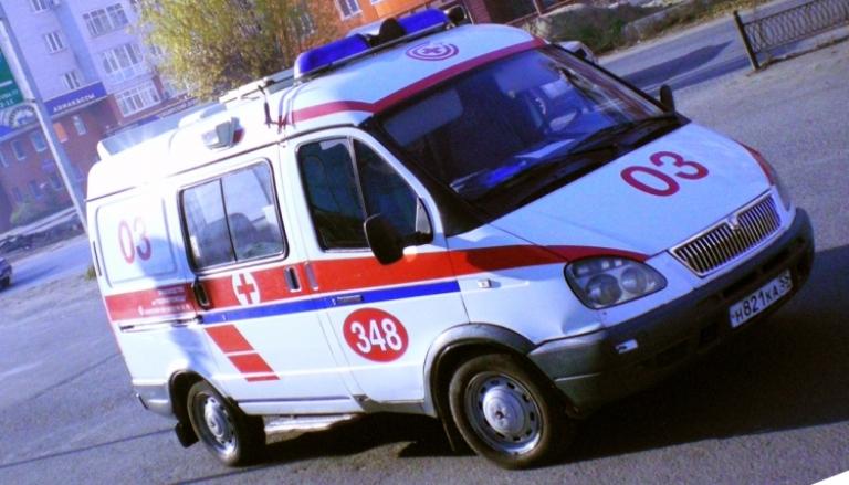 В Омске в ночной аварии на Маркса пострадал водитель Toyota
