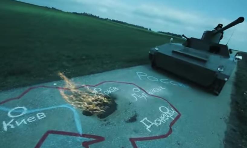 Австрийская группа сняла кровавый клип на песню «Владимир Пут Пут Путин»