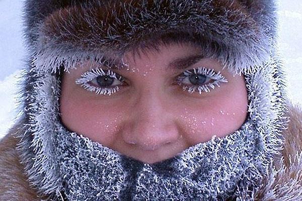 Первый рабочий день в Омске будет морозным