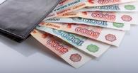 Минэкономики пообещал, что к 2018 году зарплаты омичей вырастут до 33 тысяч рублей
