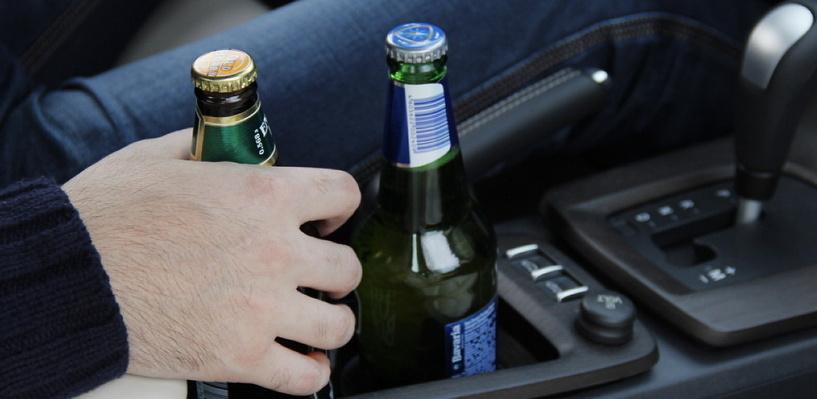 Омский полицейский задержал пьяного водителя во время семейной прогулки