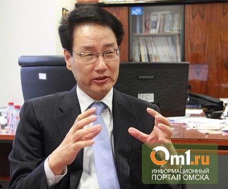 Назаров пригласил корейских бизнесменов изучить потенциал Омской области