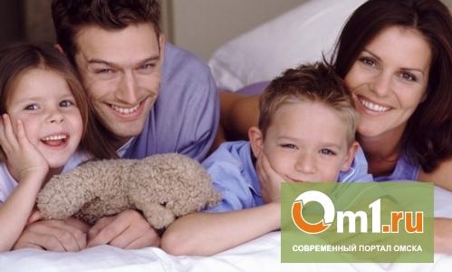 Омские приемные семьи будут платить за аренду муниципального жилья 1%