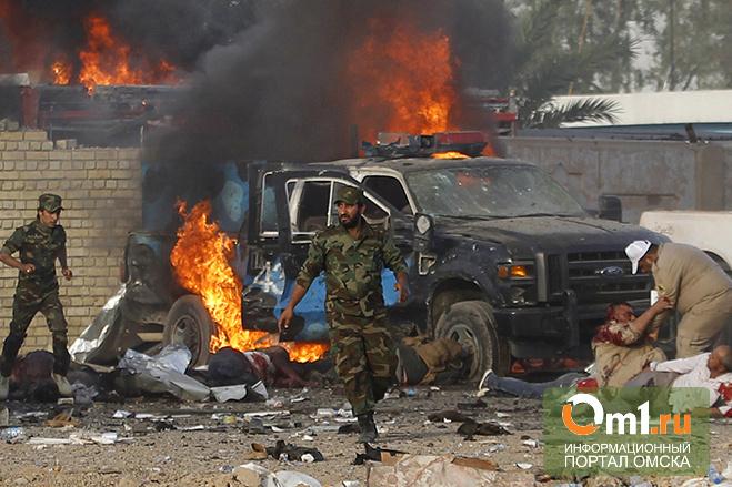 Террористы из «Аль-Каиды» взорвали во время митинга 31 шиита