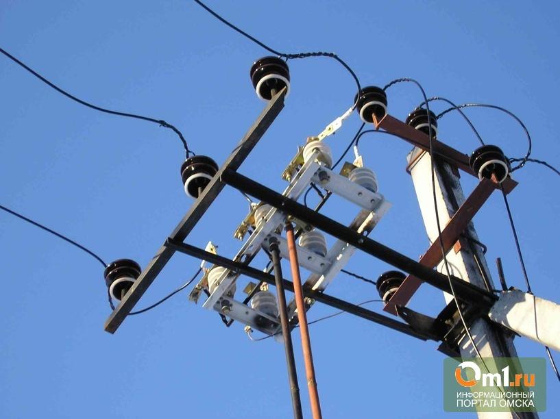 В Омске 13-летний школьник погиб от удара электротоком