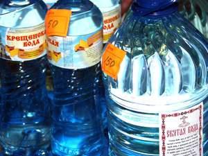 Святую воду в Омске развозит компания «ОмскВодоканал»