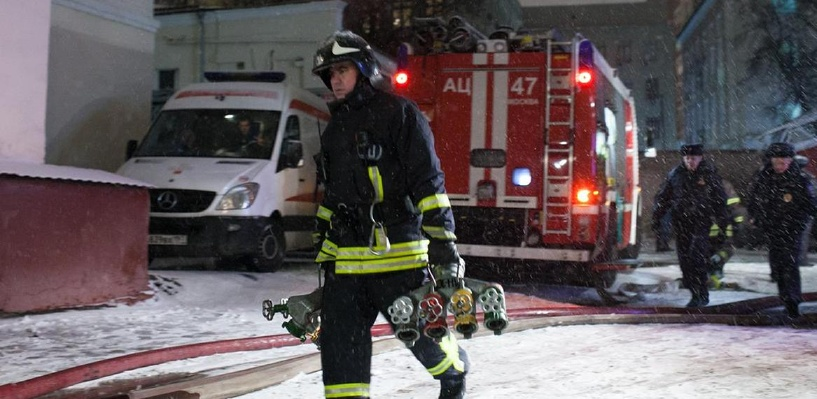 За смерть на пожаре в Омской области двухлетнего ребенка ответит его мать