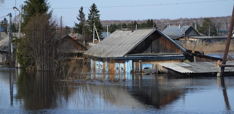 В Омске Иртыш поднимется еще на 50-70 сантиметров