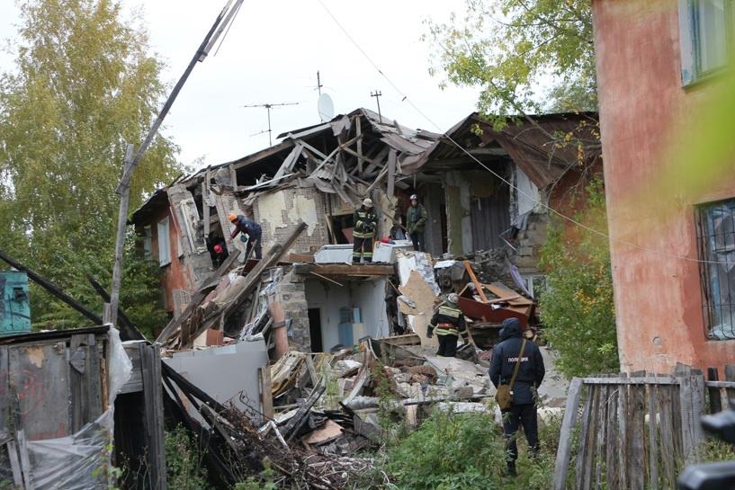 Жителям взорвавшегося в Омске дома выделят жилье на условиях соцнайма