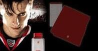 Хоккеист «Авангарда» снялся в рекламе туалетной воды Ferrari