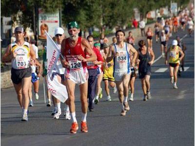 Полежаев издаст книгу к XXV Сибирскому международному марафону