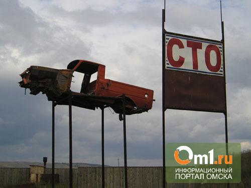Омский подросток, погибший на СТО, помогал отцу ремонтировать авто