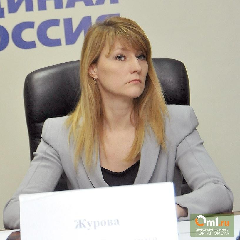 Экс-конькобежка Журова похвалила омского губернатора Назарова