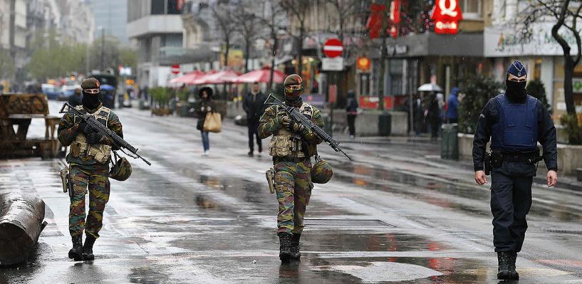 В Бельгии поймали террориста, который планировал взорвать атомную электростанцию