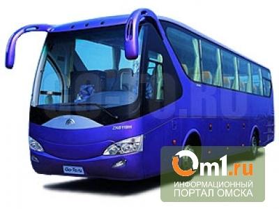 В Большеречье омичи поедут на новых автобусах