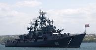 Российский сторожевой корабль открыл предупредительный огонь по турецкому судну в Эгейском море
