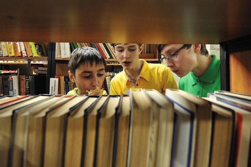 Украина запретила российские книги про Украину