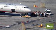 В аэропорту Хабаровска Boeing «Аэрофлота» врезался крылом в припаркованный Ан-26