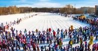На «Лыжню России» вышли более 3,5 тысяч омичей (видео)