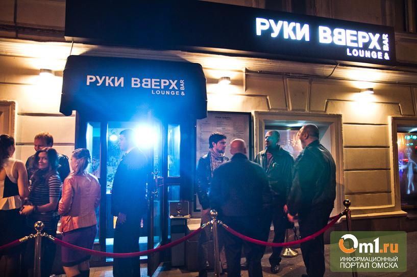 Сергей Жуков планирует открыть «Руки вверх бар» в Омске