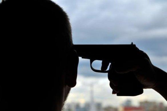 Пьяный омич пытался застрелиться из самодельного пистолета