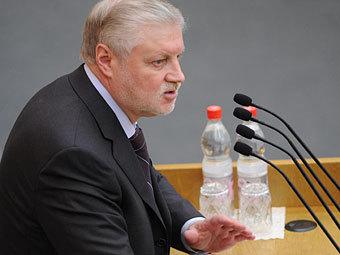 Сергей Миронов: «Весь 2013 год усыновление будет продолжаться»