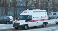 В Омске при столкновении двух иномарок пострадала 10-летняя девочка