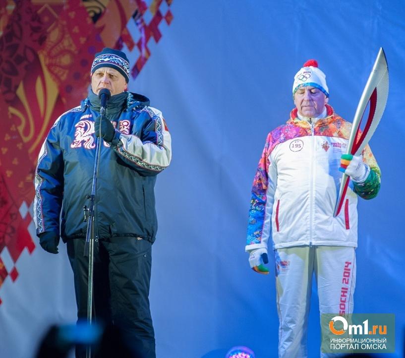 Назаров на Эстафете в Омске намекнул на историю с Климовым?