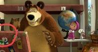 В мультфильме «Маша и Медведь» показали Омск
