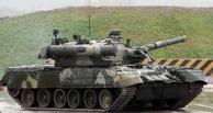 Минобороны передаст Омску боевой танк Т-80