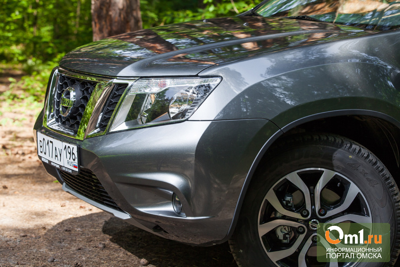 Точь-в-точь: тестируем новый Nissan Terrano