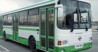 В Омске в поселке Светлом убрали весь муниципальный транспорт