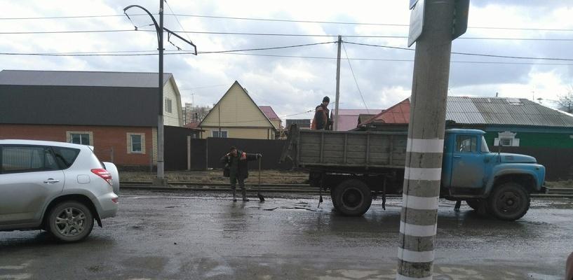 Ремонт дорог в Омске начался, но праздник будет не у всех