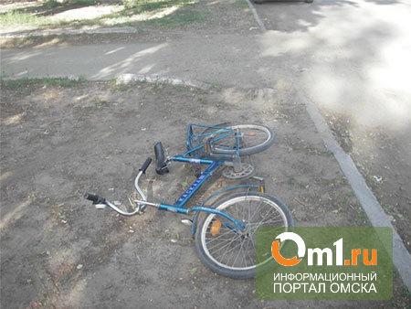 В Омске Nissan сбил 6-летнего мальчика
