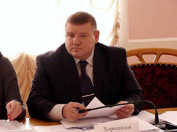 Двораковский уволил директора департамента имущественных отношений мэрии Омска