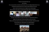 Сирийские хакеры взломали сайт морской пехоты США
