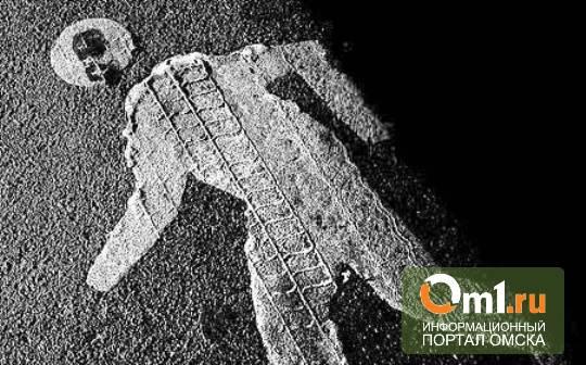 В Октябрьском округе Омска водитель сбил пешехода и сбежал