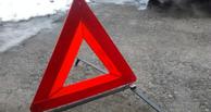На Левобережье Омска машина сбила молодую пару