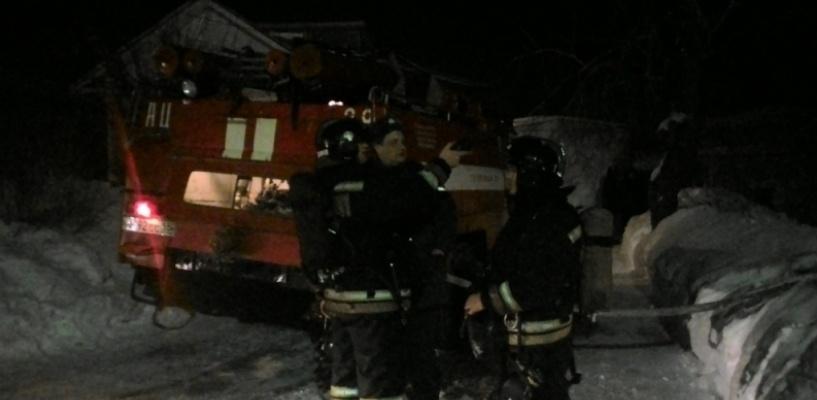 В Омске 11-летний мальчик спас двух малышей из горящего дома