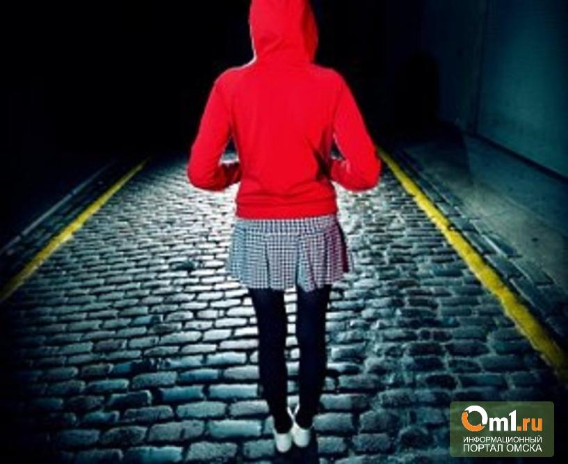 Девочка из Омска сбежала к интернет-знакомому в Москву