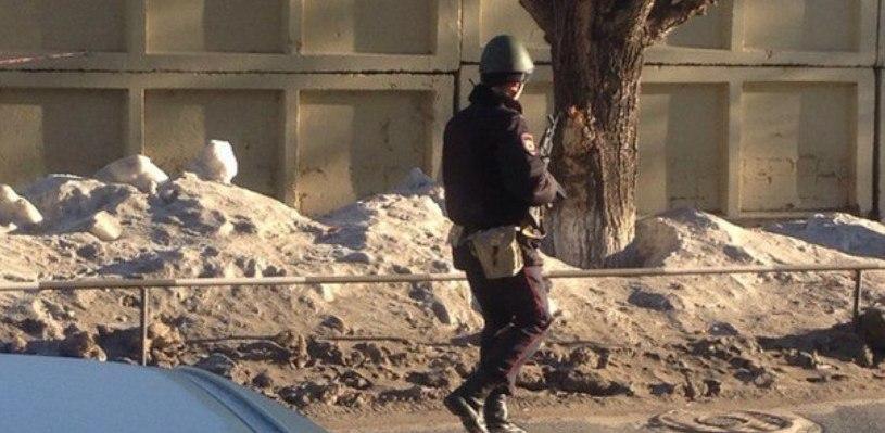 Омская полиция не подтвердила информацию о бомбе у войсковой части 2662 (обновлено)