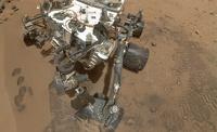 Марсоход Curiosity вернулся