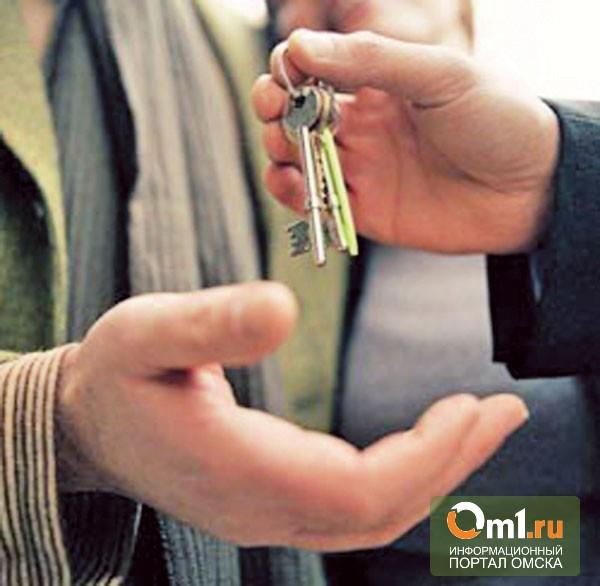 В Омске жители аварийных домов получат ключи от новых квартир