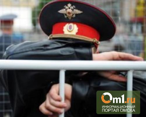 В Омске в частном доме обнаружили тело мертвого полицейского