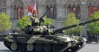 В Омске 9 мая танки не будут маневрировать на Соборной площади