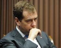 Сегодня Медведев отчитается перед Госдумой