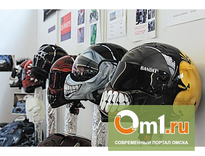 ГИБДД собирает фотки крутых мотоциклетных шлемов
