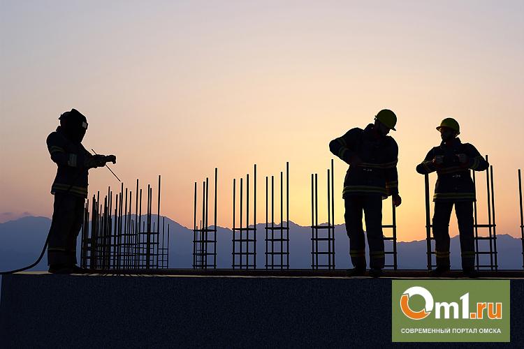 В Омске «Трест-5» начал строить дом без разрешения на его строительство