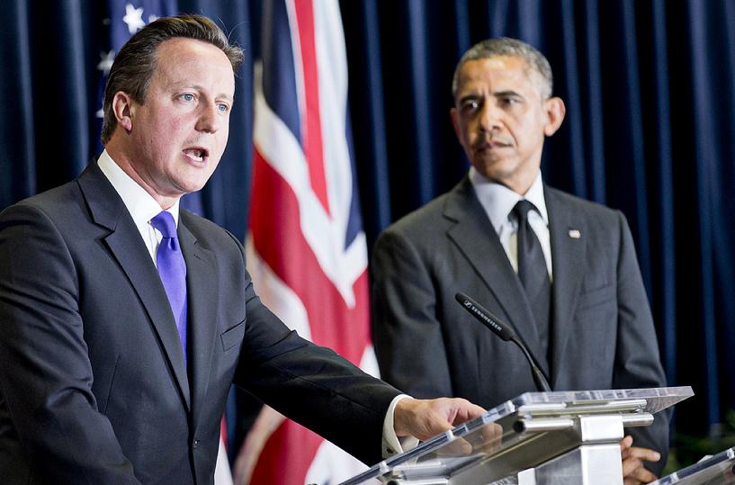 США и Великобритания сговорились и дальше давить на Россию санкциями