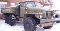 В Омской области грузовик «Урал» протаранил «скорую»